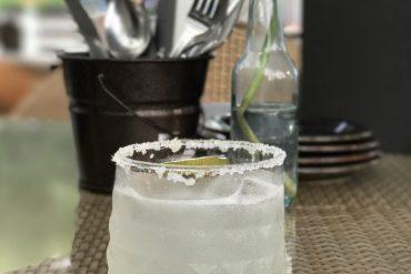 CBD Sugar Rim Margarita