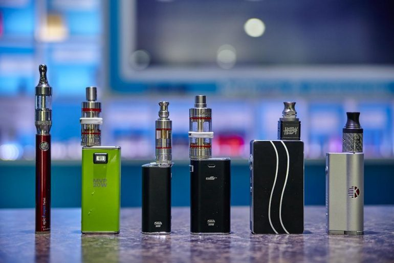 Our list of best vape kits to buy in 2021