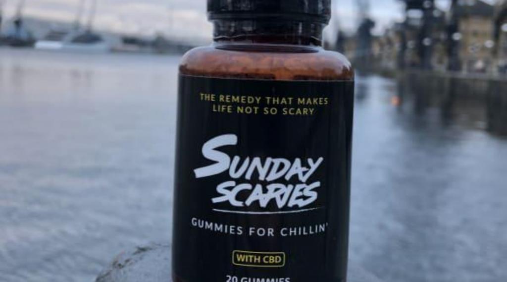 Sunday Scaries CBD Gummies