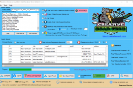 CBT Email Extractor