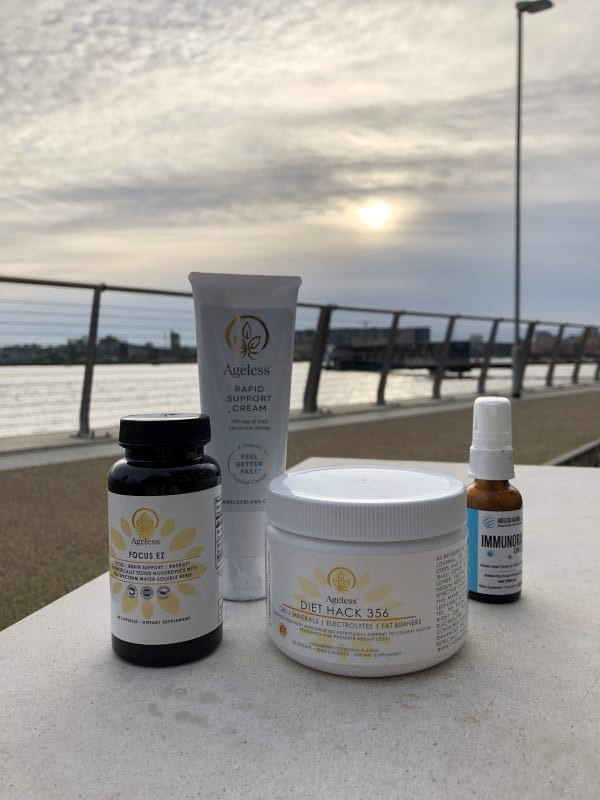 Ageless Labs'CBD Product Reviews