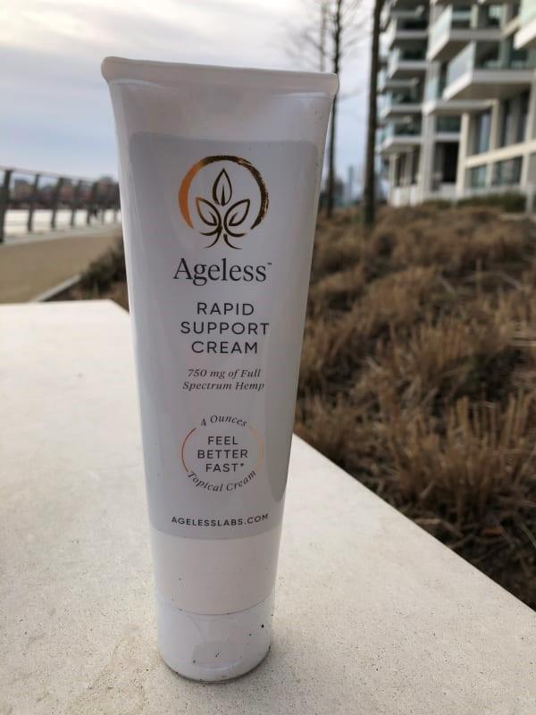 Rapid Relief Cream